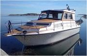 Водоизмещающая яхта Nacka OneOff 1994