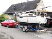 Яхта швертбот Albin 57 производство Швеция