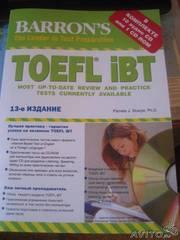TOEFL IBT 2011 + CD-ROM в подарок