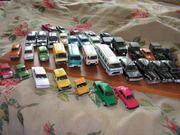 модели авто 36шт из журналов