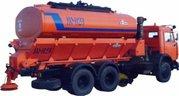 КО-823 на шасси КамАЗ-65115-D3