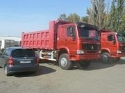 Продам самосвалы  Хово  Howo в Омске ,  6х4 25 тонн ,  2300000 руб.