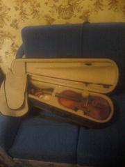 Скрипка 4/4 приобретена в 2008г.