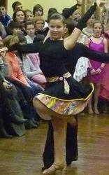Бальное платье Латина для Юниора 1