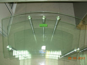Подставки под аппаратуру из стекла