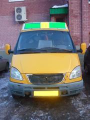 пассажирская газель ГАЗ 322132