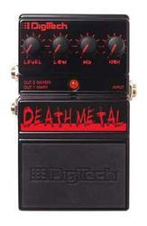 Продам педаль DIGITECH DEATH METAL.