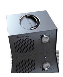 Портативный мощный генератор активного кислорода (озона) PortOzone
