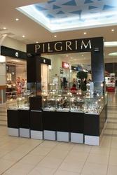 Действующий бизнес-мультибрендовый бутик европейской бижутерии PILGRIM