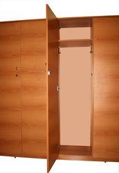 Шкафчики для переодевания (спортклубы, столовые, медучреждения)