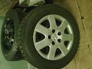 Новый комплект колес в сборе