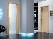 Установка межкомнатных дверей. Укладка ламината
