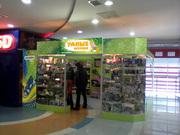 Продаем Сеть магазинов развивающих игрушек