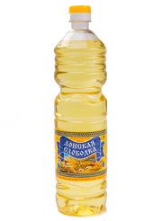 Масло подсолнечное Донская слободка