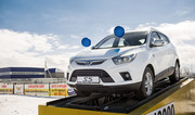 Продажа автомобилей JAC в России
