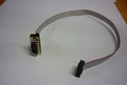 Кабель COM1/RS232 9pin 15 см