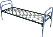 Двухъярусные металлические кровати для рабочих от производителя. опт,
