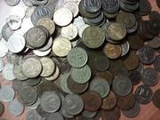 Монеты СССР  1961-1991 и монеты новой России 1992-93