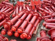 Гидранты пожарные подземные Гост