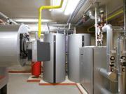 Интехкомплект- отопление,   охлаждение,  парогенераторы,  компрессоры,  ди