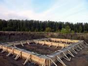 земляные работы,  металлоконструкции
