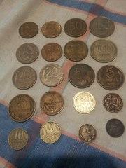 Продам монеты СССР в разных года (+79871530212) Елик