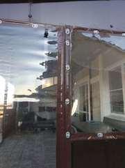 Мягкие,  Гибкие окна из прозрачного ПВХ  от производителя